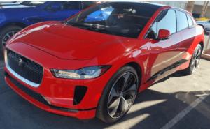 Las Vegas Electric Vehicle association meeting at Jaguar Land Rover Las Vegas