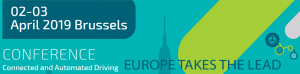 Connected and Automated Driving Conference Europe 2019