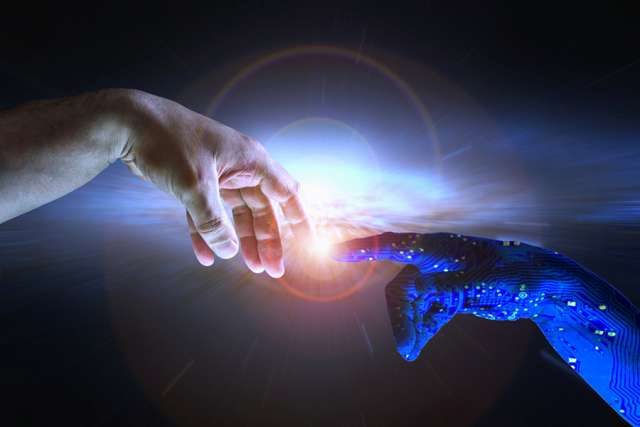 Hands technology - Credit John Williams RUS Shutterstock CNA