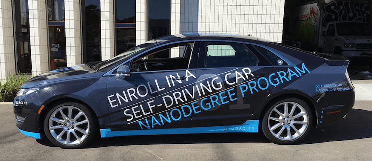 Udacity - The Self-Driving Car Engineer Nanodegree
