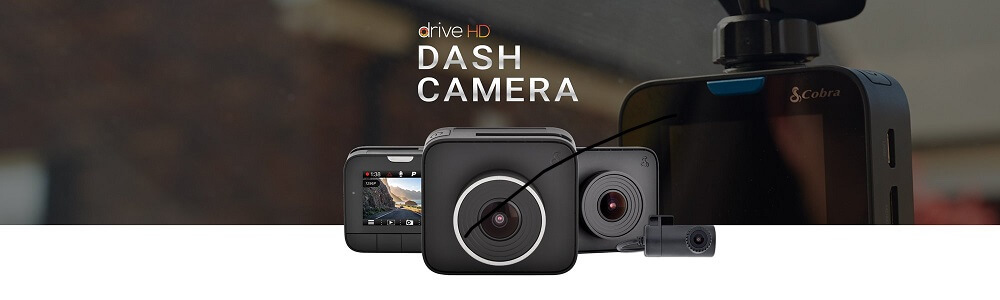 Cobra Drive HD DASH Camera