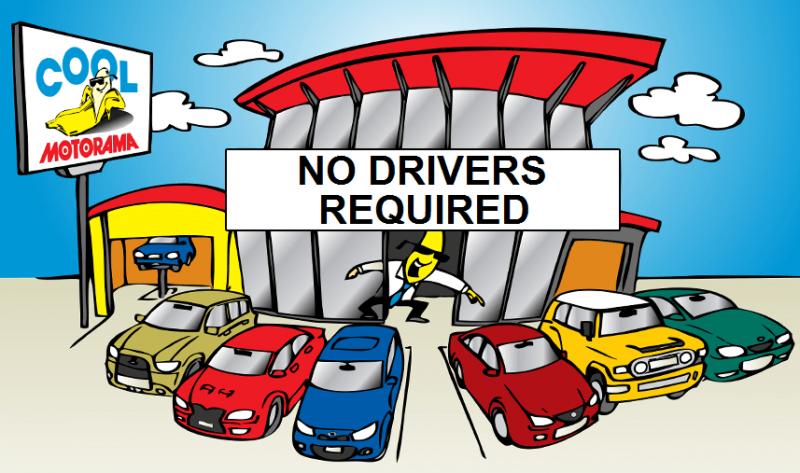 Driverless Car Dealers / Dealerships