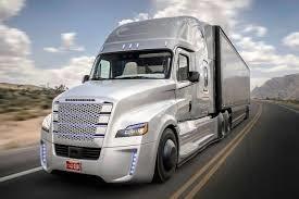 Driverless - Autonomous - Self driving - Trucks, Vans, Commercial Vehicles