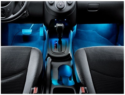 Driverless Autonomous vehicle Interiors