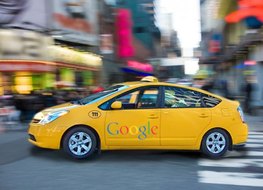 Toyota Prius Driverless taxi