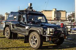 Venturer Driverless Vehicle Project