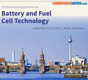 Battery and Fuel Cell Technology - Berlin 2019